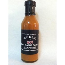 Joe Kem's HOT Bar-B-Que Sauce